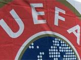 УЕФА может применить санкции к Румынии за политический баннер
