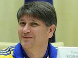 Сергей КОВАЛЕЦ:  «Молодежная сборная Украины прибавляла от матча к матчу»