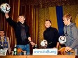 Динамовцы встретились со студентами (ВИДЕО)