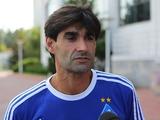 Висенте ГОМЕС: «Цель — подготовить молодых футболистов для основной команды»