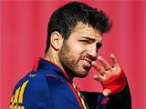 Фабрегас согласен получать в «Барселоне» меньше