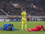 Лига Европы. Результаты всех первых матчей 1/8 финала