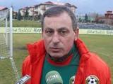 Тренер сборной Болгарии проверит в матче с Украиной молодежь