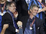 Массимо Моратти: «Моуринью не будет в «Интере»