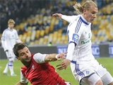 «Динамо» — «Кривбасс» — 1:1. Отчет о матче