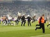 «Бешикташ» проведет четыре матча без зрителей