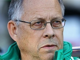 Лагербек останется на посту главного тренера сборной Нигерии