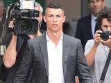 Криштиану Роналду прибыл в Турин для оформления перехода в «Ювентус» (ФОТО)