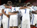 Англия U-21 объявила состав на Украину