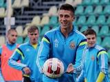 ФОТОрепортаж: тренировка сборной Украины в Словакии (25 фото)