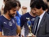 Деметрио Альбертини: «Пирло заслуживает «Золотой мяч»