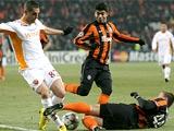 «Шахтер» — «Рома» — 3:0. После матча. Луческу: «После первого гола «Ромы» больше не существовало»
