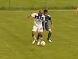 «Динамо» — «Карлсруэ» — 0:1. ВИДЕО