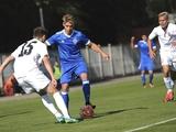 «Заря U-21» — «Динамо U-21» — 1:0. Обзор, ВИДЕО
