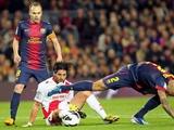 «Барселона» впервые за пять лет уступила во владении мячом