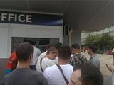 Билеты на «Валенсию» — от 50 гривен
