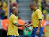 Роналдо и Роберто Карлос комментируют вылет сборной Бразилии