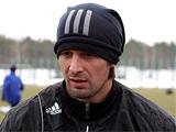 Александр ШОВКОВСКИЙ: «Привычный темп — два матча в неделю»