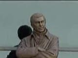 Около «Олд Траффорд» открыта статуя Фергюсона (ФОТО)