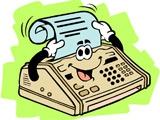 Тебе сейчас послать или факсу?