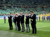 Гимн Украины перед матчем с Францией исполнит «Піккардійська Терція»