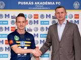 Дмитрий Лепа трудоустроился в Венгрии