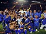«Крузейро» в третий раз стал чемпионом Бразилии по футболу