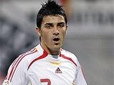 Вилья установил новый рекорд сборной Испании