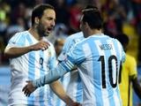Месси, Игуаин и Агуэро с первых минут сыграют против сборной Чили