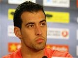 Серхио Бускетс: «Во время матча не до сантиментов»