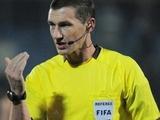 Юрий Можаровский — лучший футбольный арбитр Украины 2017 года