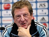 Рой Ходжсон — тренер года в Англии