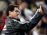 Фабио Капелло: «Надеюсь, что сборная Англии достигнет наивысших спортивных результатов»