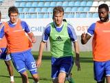 ФОТОрепортаж: открытая тренировка «Динамо» (48 фото)