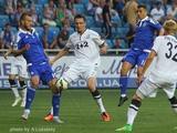 3-й тур ЧУ: «Динамо» вырвало победу над «Черноморцем» (ВИДЕО)