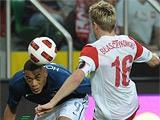 Франция обыграла и второго хозяина Евро-2012