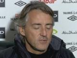 Манчини извинился перед болельщиками за вылет «Сити» из Кубка Лиги