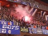 Загребское «Динамо» наказано за расизм