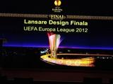 В Бухаресте представлены логотип и визуальное оформление финала Лиги Европы (ФОТО)