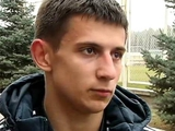 Дмитрий ХЛЬОБАС: «Моя мечта — играть в «Динамо», но нужно освоиться в Премьер-лиге»