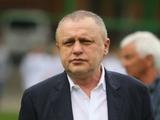 Игорь Суркис: «Нужно демонстрировать футбол, который будет нравиться болельщикам и даст результат»