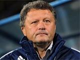 Мирон МАРКЕВИЧ: «По игре мы «Динамо» и «Шахтеру» не уступаем, и это все видят»