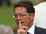 Капелло считает, что за скудетто поспорят «Рома» и «Ювентус»