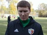 Василий Сачко: «Сыграть с «Шахтером» очень престижно»