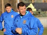 Андрей ШЕВЧЕНКО: «Ребятам понравились мои тренировки»