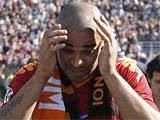 Официально. «Рома» расторгла контракт с Адриано