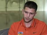Артем Кравец: «Надеюсь, что тренеры сборной будут следить за мной»