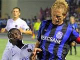 «Черноморец» — «Арсенал» — 0:3. После матча. Григорчук: «Мне просто стыдно за это»