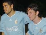 Рикельме: Месси не может играть в сборной Аргентины так, как в «Барселоне»