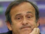 Платини не хочет быть президентом ФИФА